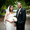 Demetrius &amp; Tiffany's Wedding : 