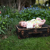 Ana London - First Photo Session  - 3 Months Old : 