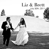 Liz &amp; Bret's Album : 